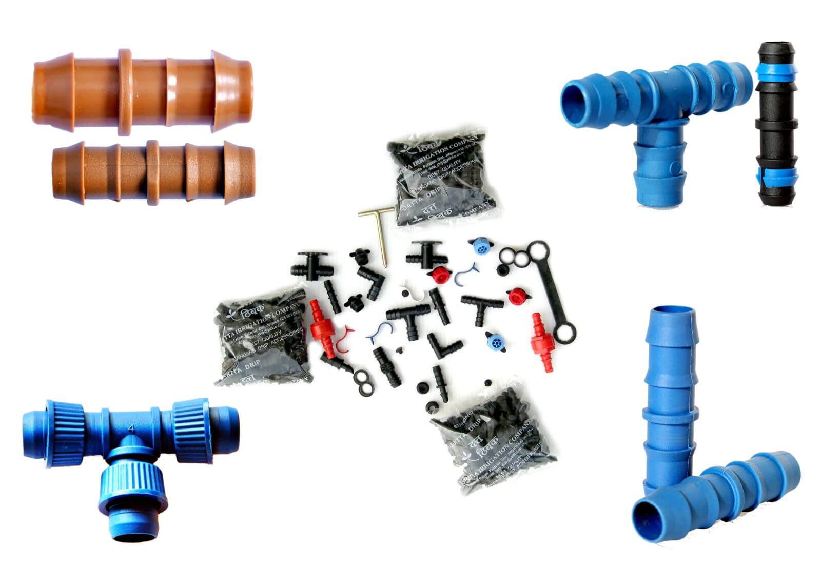 Poly Fittings And Accessories